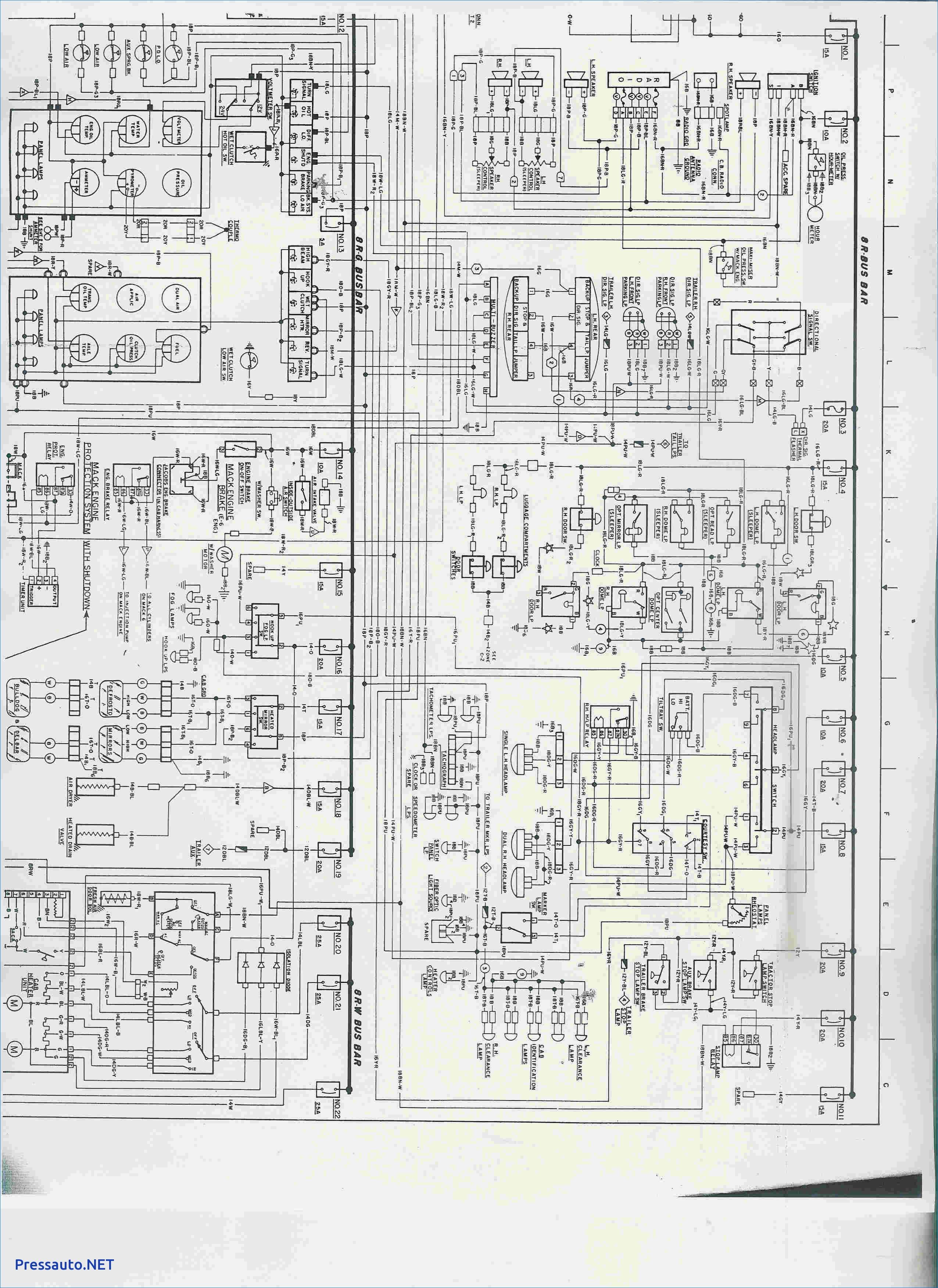 Freightliner Bus Fuse Box Diagram Data Schema