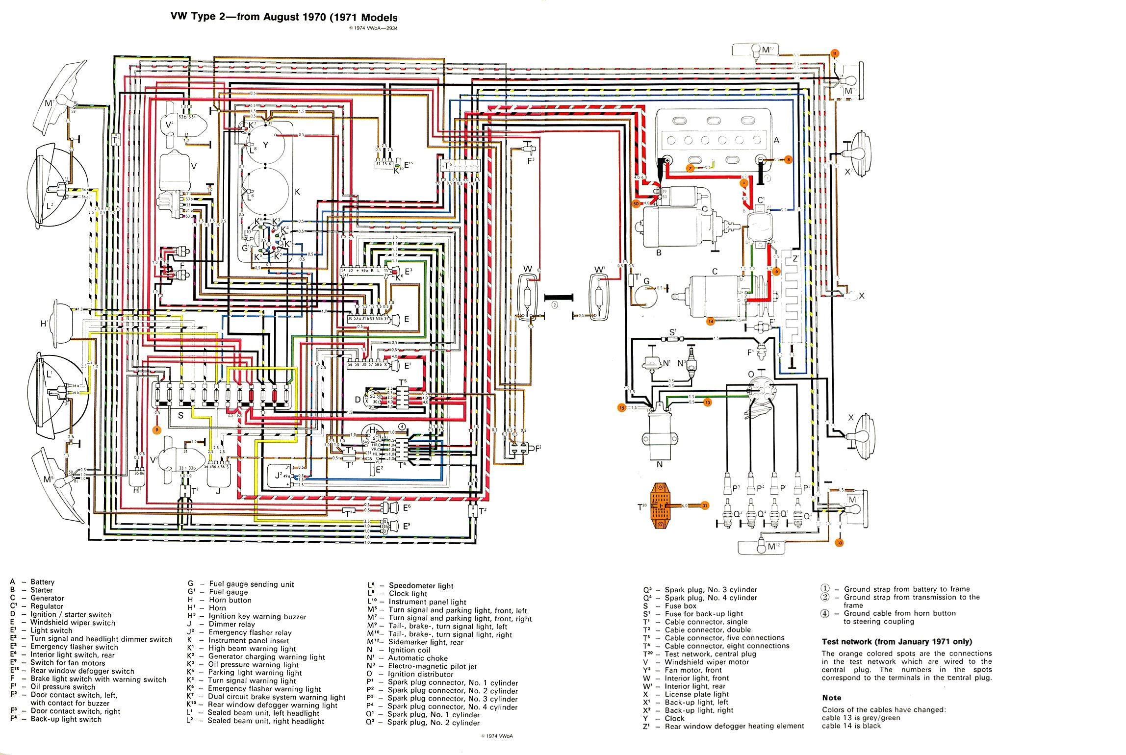 vw bus manuals pdf \u0026 wiring diagrams bus \u0026 coach manuals mk2 golf fuse box diagram vw bus manuals pdf & wiring diagrams