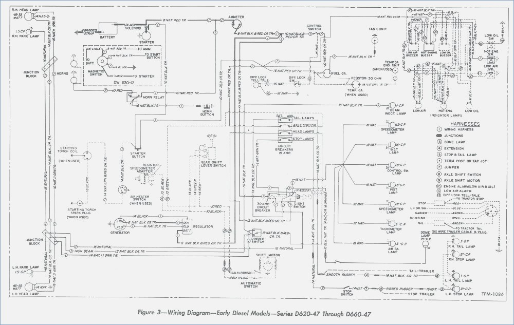 34 International School Bus Wiring Diagram